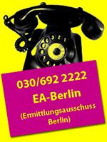Ermittlungsausschuss Berlin